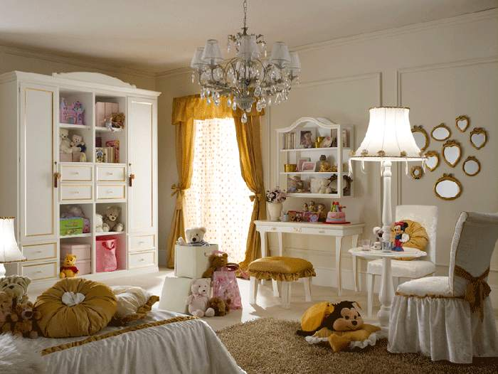Dormitorios para j venes y ni as dise os de lujo - Habitaciones para jovenes ...