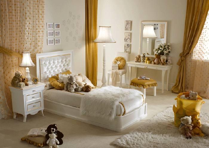 Dormitorios para j venes y ni as dise os de lujo - Dormitorios de lujo ...