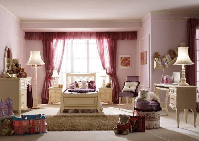 habitaciones jovenes ninas disenos lujo 5 Dormitorios para Jóvenes y Niñas, Diseños de Lujo