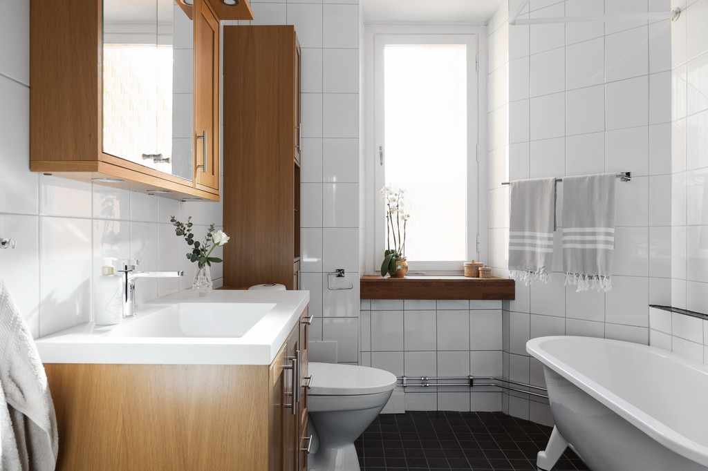 higiene de baños