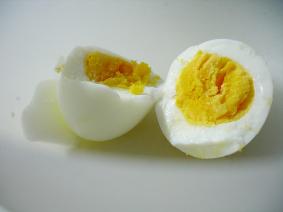 recetas huevos rellenos