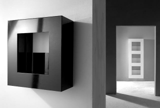 Cube, Radiador y Estantería Todo en Uno
