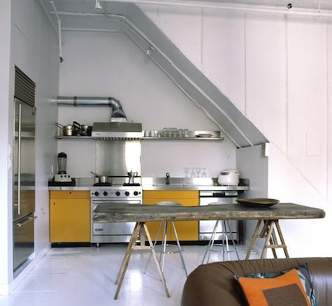 cocina integrada