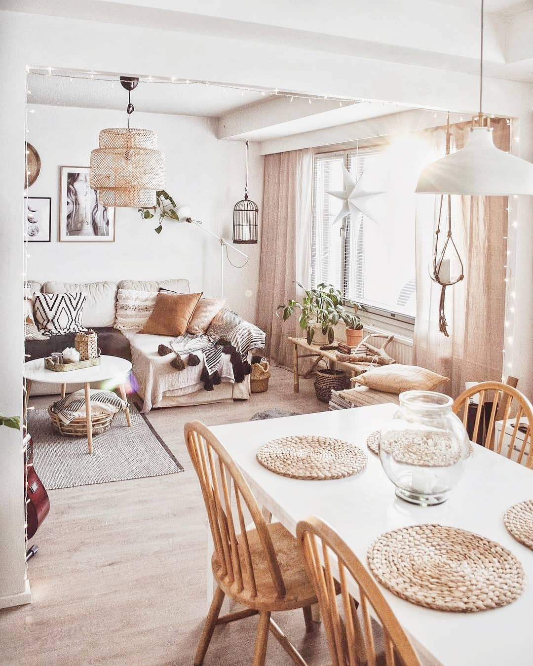 ideas el comedor y salón