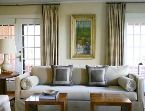 textiles para salas