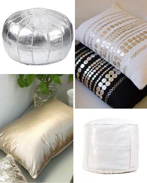variedad de fundas para almohadones