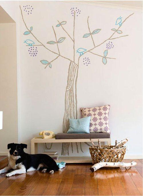 decorar con almohadones