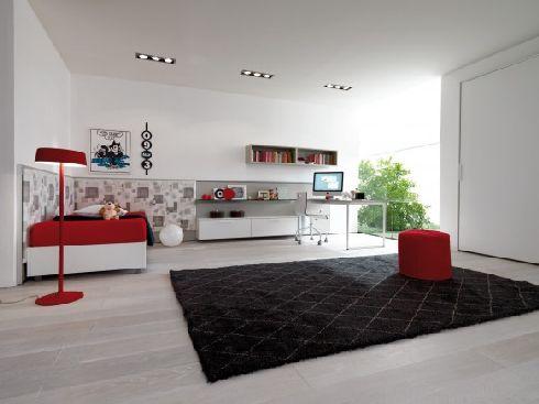 Ideas decoraci n dormitorios juveniles modernos - Decoracion dormitorios juveniles modernos ...