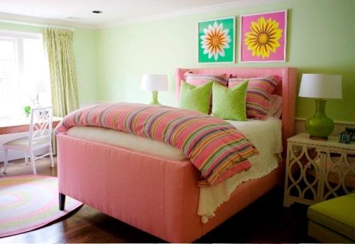 ideas para decorar habitaciones de niñas
