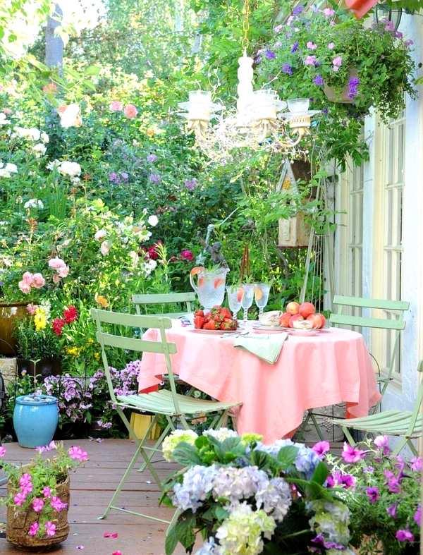 ideas para decorar patios