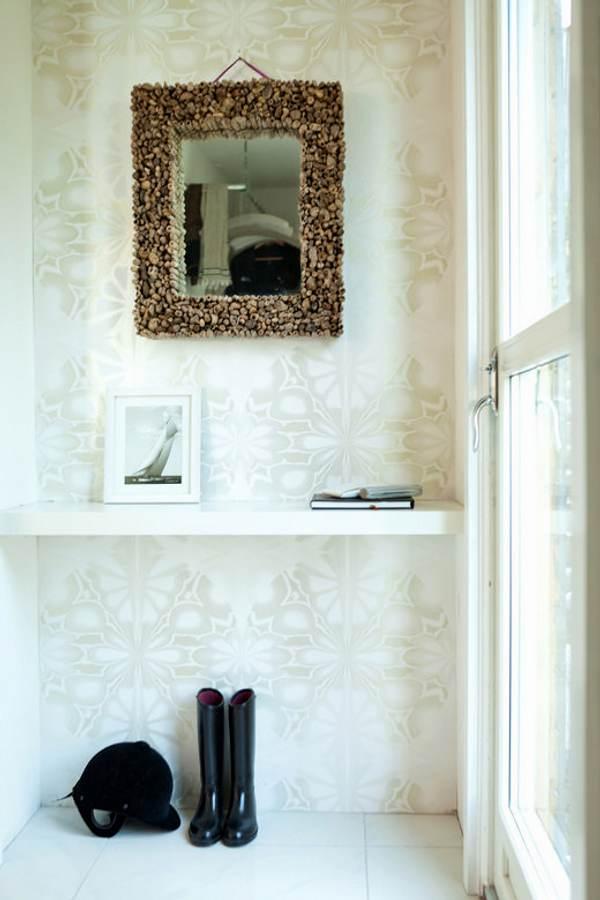 Ideas f ciles para la decoraci n de espacios peque os - Decorar una entrada estrecha ...