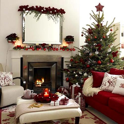 ideas para Navidad en casa