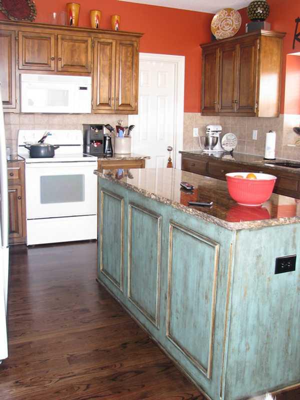 Ideas para renovar la cocina parte 1 - Renovar muebles de cocina ...