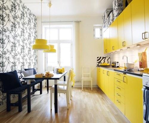 Кухня интерьер дизайн 9 метров