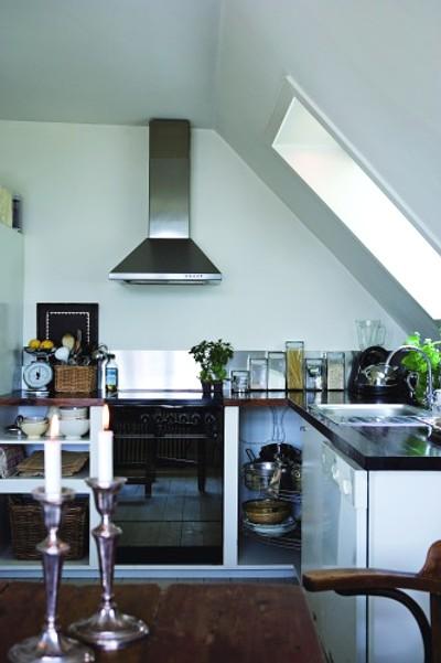 ideas trucos decoracion cocinas pequenas Trucos de Decoración de Cocinas Pequeñas