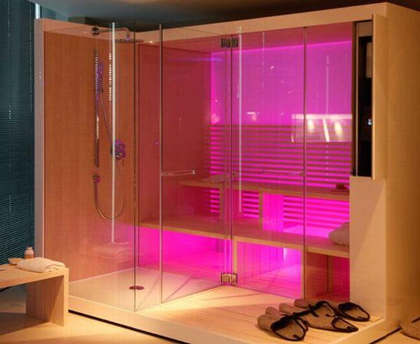 Diseno De Un Baño Sauna:Sauna de Diseño Moderno- Inipi de Duravit