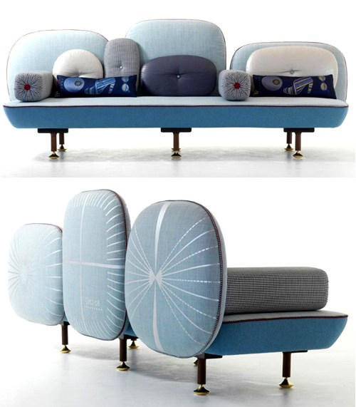 "Innovadores Sillones ""My Beautiful Backside"""
