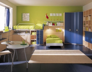 inspiradores dormitorios ninos berloni 12 320x249 Inspiradores Dormitorios para Niños y Jóvenes