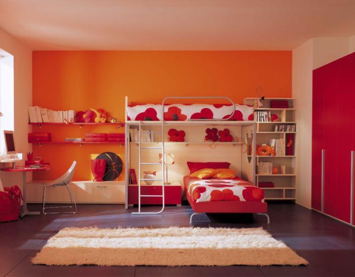 Inspiradores dormitorios para ni os y j venes - Dormitorios para ninos ...