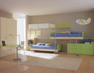 inspiradores dormitorios ninos berloni 7 320x249 Inspiradores Dormitorios para Niños y Jóvenes
