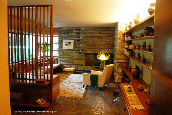 Interior guest house