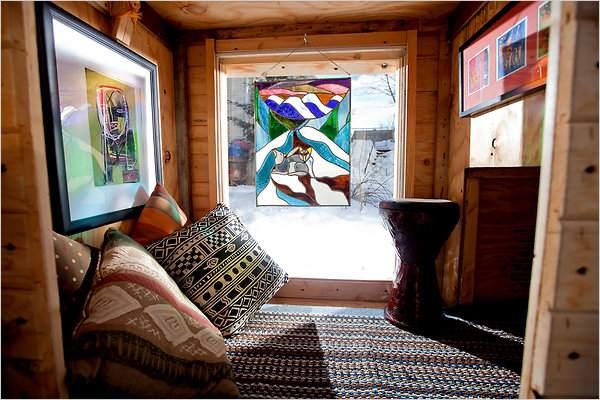 interior mini casa