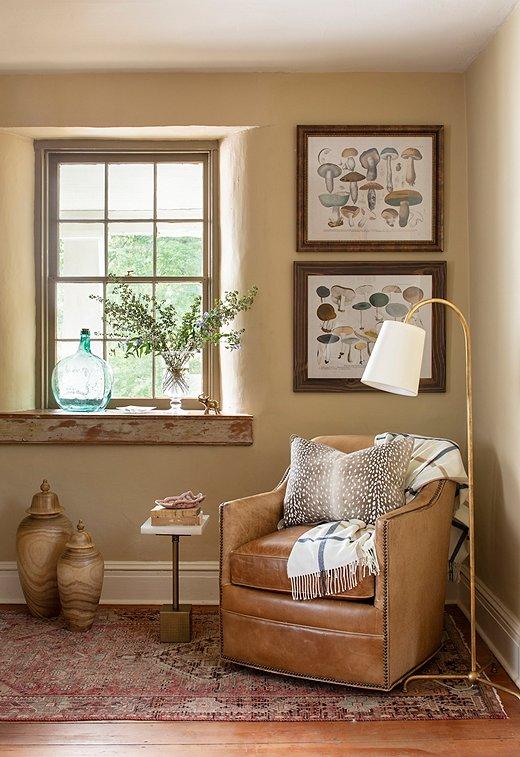 Interiores neutros y luminosos