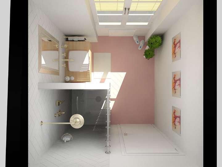 Muebles de ba o modernos ideales para espacios peque os for Banos modernos para espacios pequenos