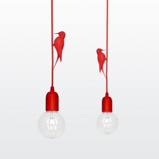 Leti, una Lámpara con Figuras 3D
