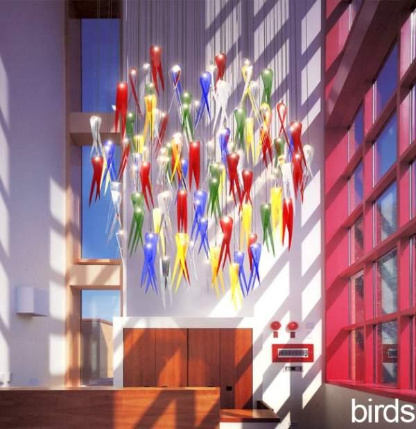lamparas creativos disenos 6 Lámparas con Creativos Diseños