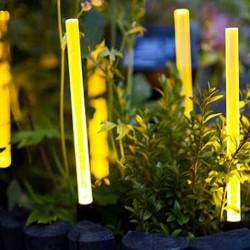L mparas led solares para el jard n de ikea iluminaci n - Lamparas solares jardin ...
