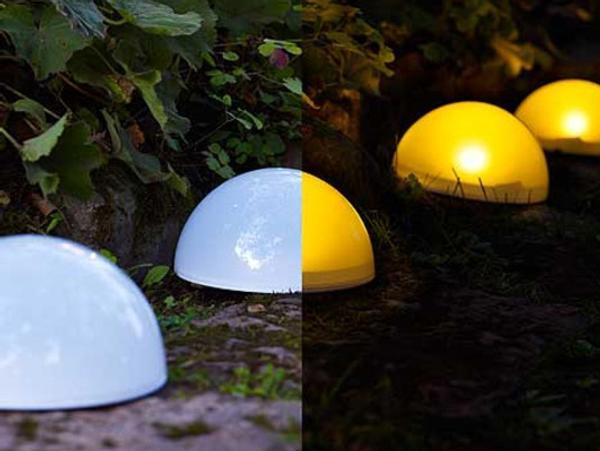 Ikea iluminacion solar jardin