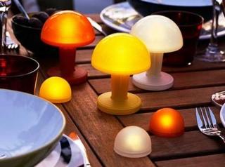 Lámparas LED Solares para el Jardín de Ikea