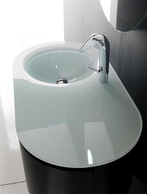 lavabos disenos modernos elegantes 3 Lavabos Modernos y Elegantes