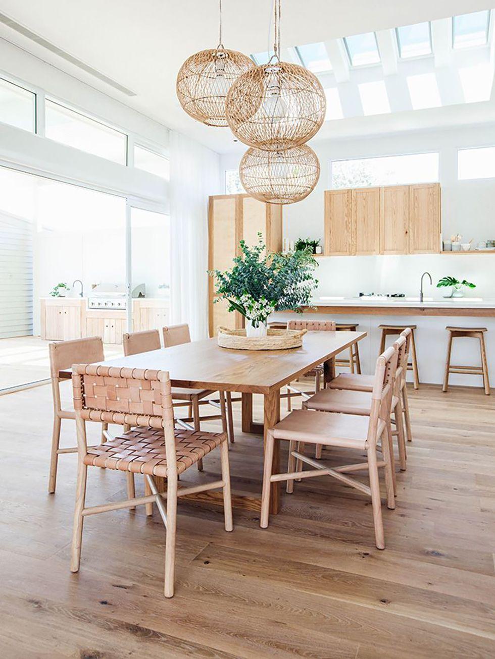 luz en casa: ideas para comedores