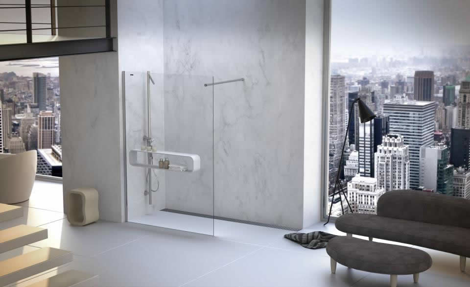 La mampara de vidrio del futuro - Mampara de vidrio ...