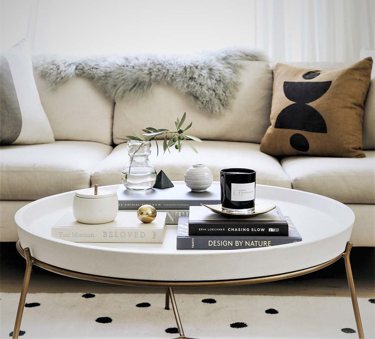 Mesas de salón