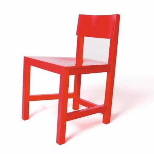 Modelos de Silla en Color Rojo | Casa Original