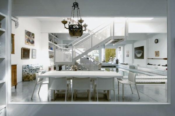 Luminosa y moderna casa estilo loft for Casa moderna tipo loft