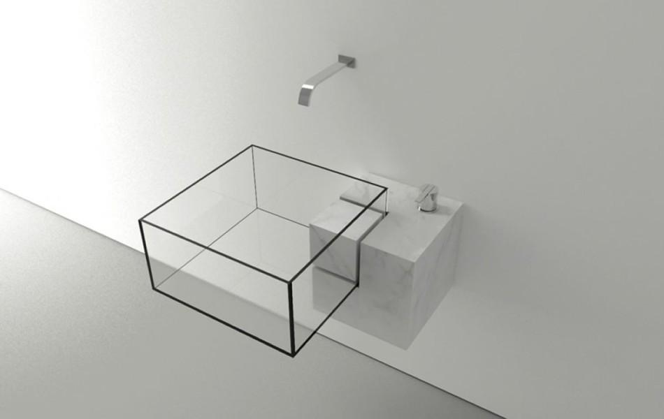 moderno lavabo