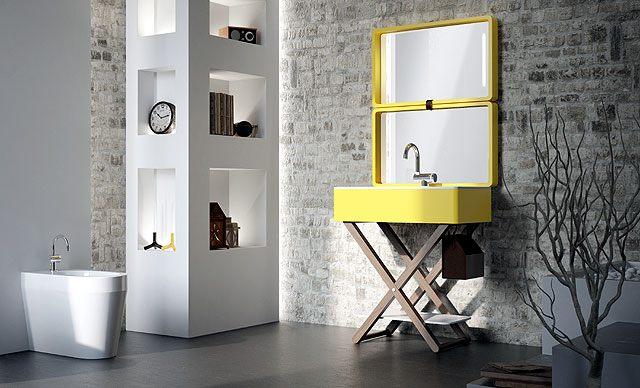 moderno mueble de baño