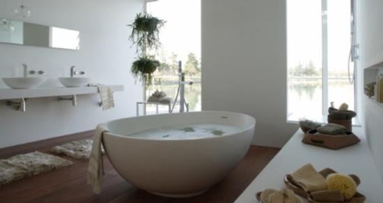 Modernos Baños con Sello Italiano