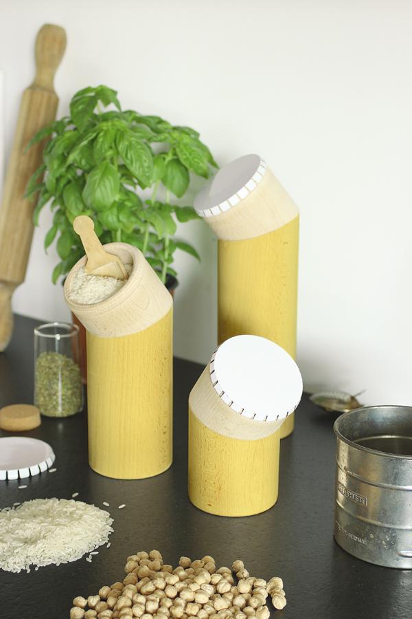 Productos de diseño para mesas y cocinas