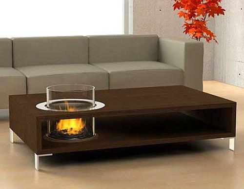 modernos muebles y electrodomésticos