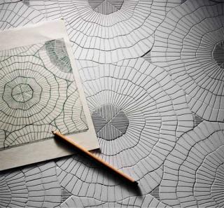 Mosaicos de Diseño con Original Grabado