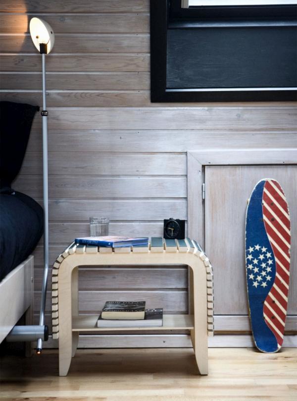 Mueble pr ctico y moderno para ocultar el radiador - Mueble para radiador ...