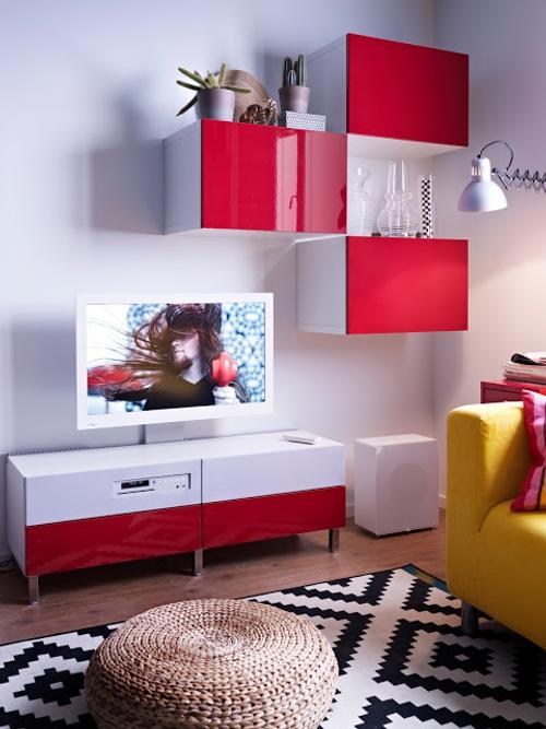 Uppleva de ikea tv audio y mueble todo en uno for Ikea mueble para tv