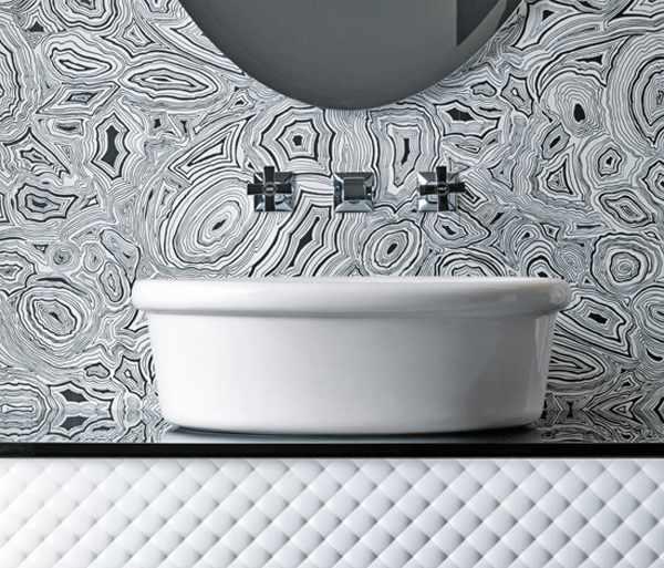 muebles bano atemporales blanco negro 1 Muebles de baño Atemporales en Blanco y Negro