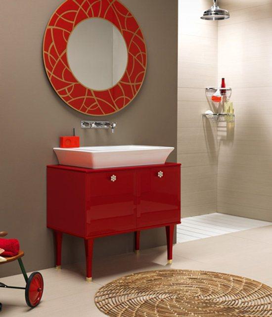 Muebles de ba o de estilo vintage - Muebles de bano con estilo ...