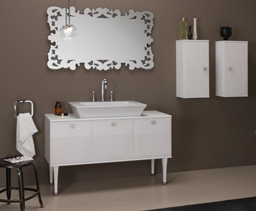 Muebles de ba o de estilo vintage for Muebles de bano con estilo